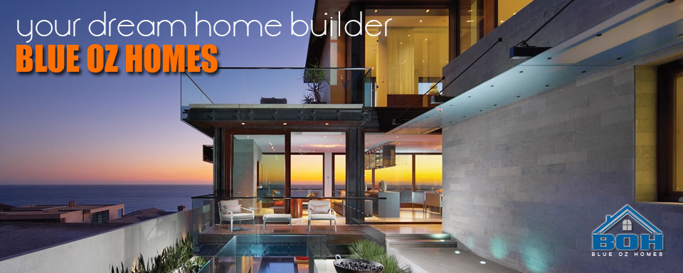 Find a house of your dream with blue oz homes
